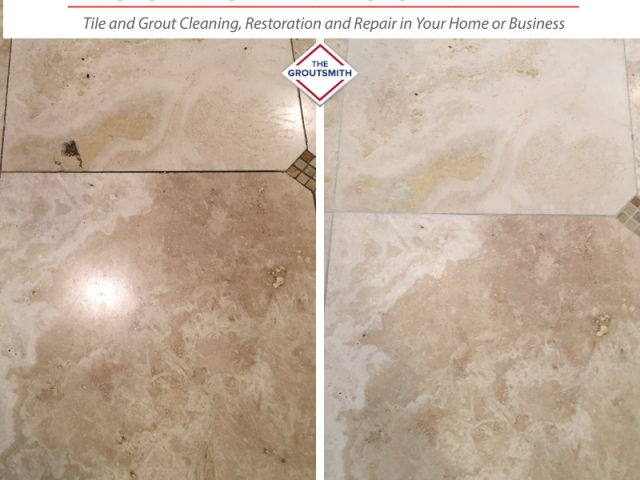 Grout & Tile Repair