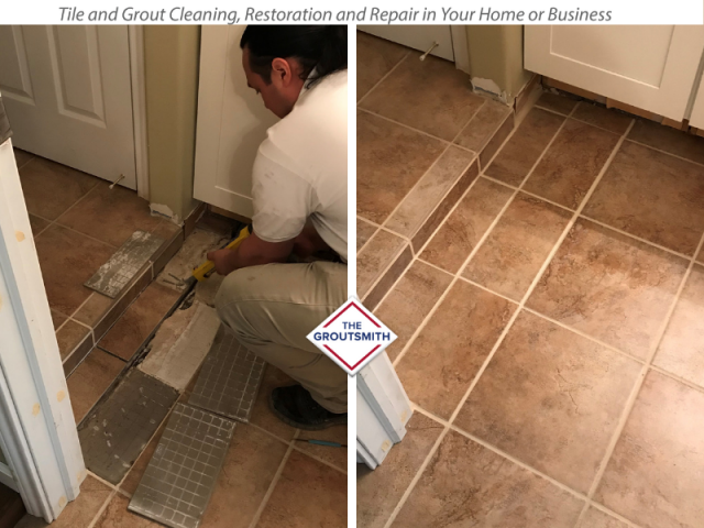 Tile Repair & Replacement | Houston Groutsmith
