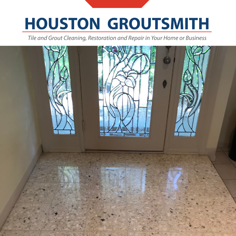 Natural Stone Cleaning & Sealing | Houston Groutsmith